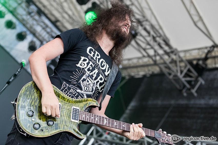 Midriff (live bei Rock im Hinterland, 2018)