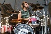 Vielfältig: Live-Bilder von Gasmac Gilmore bei Rock im Hinterland 2018