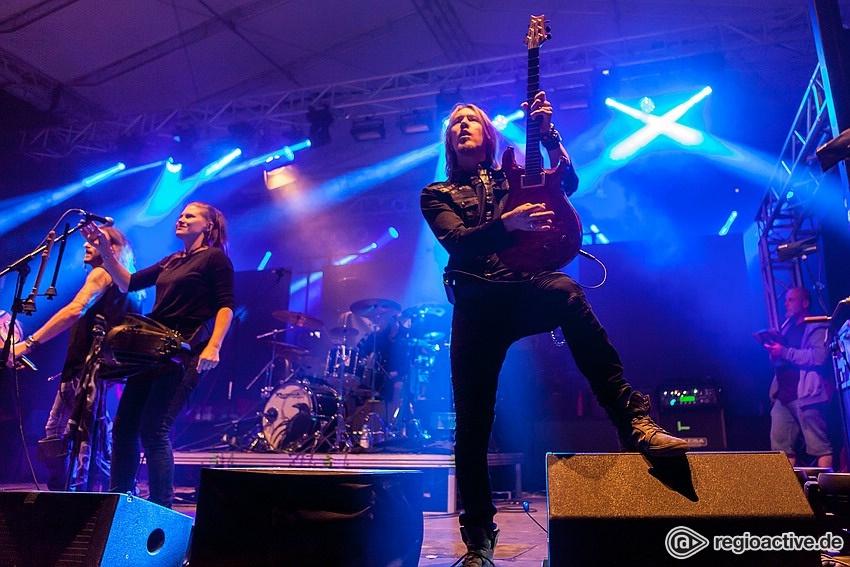 Krayenzeit (live bei Rock im Hinterland, 2018)
