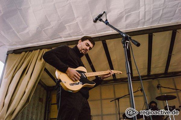 Opener am Samstag - Cool Living: Bilder der Show beim Mannheimer Brückenaward 2018