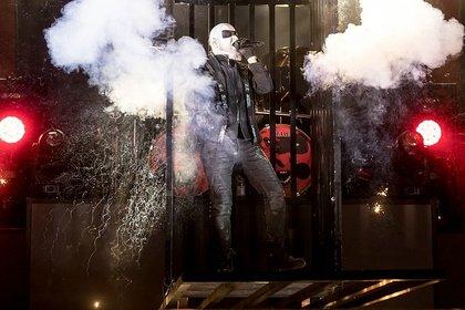 Neue deutsche Härte - Hämatom: Bilder der Headliner von Rock im Hinterland 2018