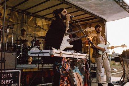 Bunter Mix - Fanthaistisch: Bilder der Lady Boys live auf dem Mannheimer Brückenaward 2018