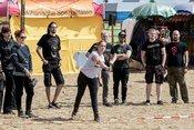 Kraftvoll: Bilder der Highlandgames bei Rock im Hinterland 2018