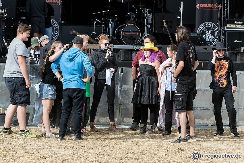 Highlandgames (live bei Rock im Hinterland, 2018)