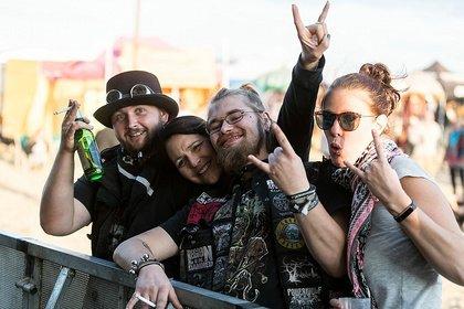Bunt gemischt - Viel Spaß: Impressionen vom Samstag bei Rock im Hinterland 2018