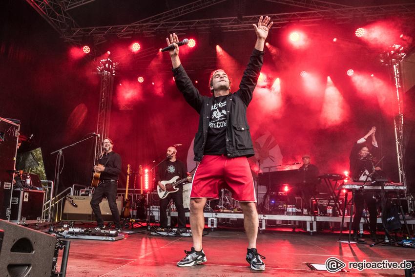 Bosse (live in Jamel, 2018)