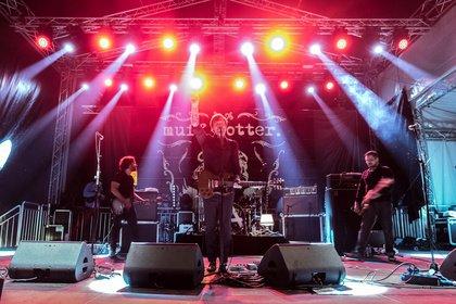 Reunion - Muff Potter feiern Wiedervereinigung bei Jamel rockt den Förster 2018