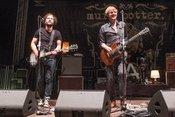 Muff Potter feiern Wiedervereinigung bei Jamel rockt den Förster 2018