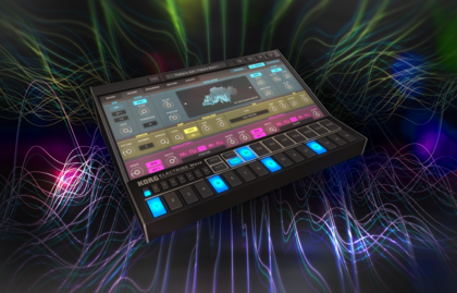 Electribe goes Wavetable: KORG Electribe Wave für iPad ist da!
