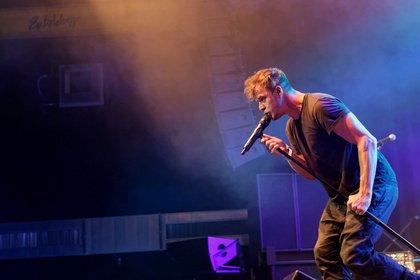 Alexander Knappe auf Tournee: Ohne Sennheiser keine Lieder!