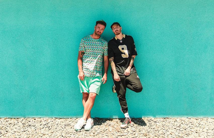 Marteria & Casper Pressebild 2018