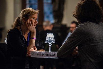 """""""Mein Plan B"""": Milena Fessmann, Radiomoderatorin, DJ und Music Supervisor"""