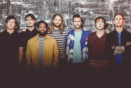 Viele neue Hits - Maroon 5 spielen im Juni 2019 ein Exklusivkonzert in Köln