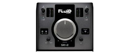 Audio Interface und Monitor Controller: Fluid Audio präsentiert das SRI-2