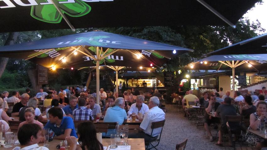 Euer Favorit: Das Estragon am Rhein in Mannheim-Neckarau
