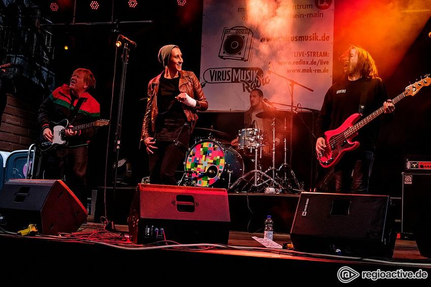 The Black Me (live auf dem Museumsuferfest Frankfurt 2018)