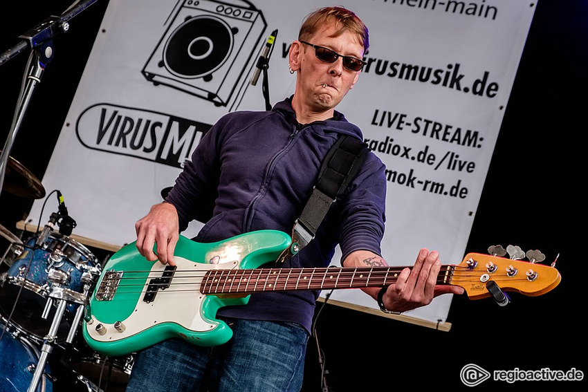 Tongärtner (live auf dem Museumsuferfest Frankfurt 2018)