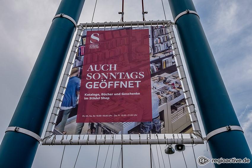 Impressionen vom Museumsuferfest Frankfurt 2018
