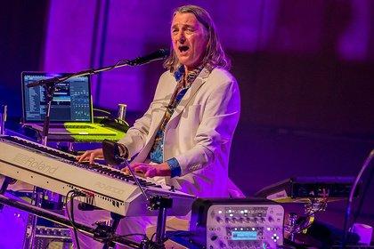 Logisch - Musik im Park in Schwetzingen 2019 mit Roger Hodgson von Supertramp