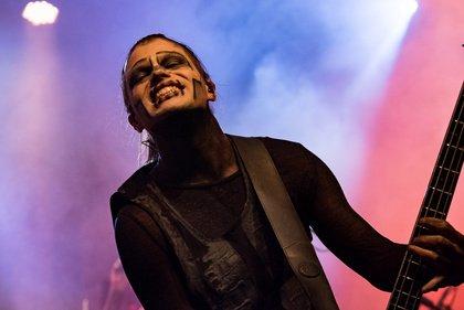 Headliner - Dark: Fotos von Lord of the Lost live beim Black Castle Festival in Mannheim