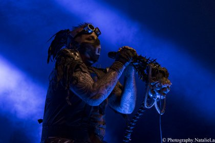 Wake Up Call - Intent:Outtake: Fotos des Live-Auftritts beim Black Castle Festival in Mannheim