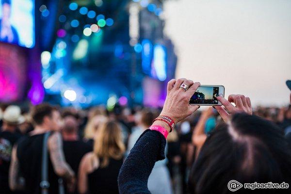 Lass es raus - Umfrage: Was nervt dich an anderen Konzertbesuchern?