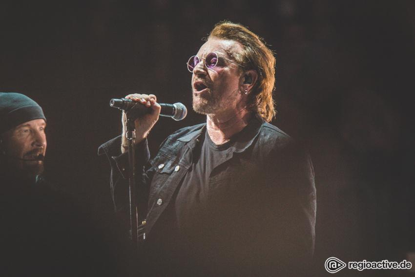 Mehrdeutig - U2 live in Berlin: Vorläufiger Abschied von der Bühne