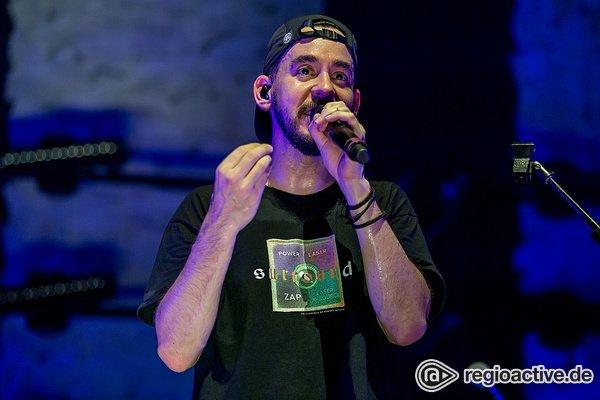 Bereit weiterzumachen? - Mike Shinoda: Linkin Park mit neuem Sänger nicht ausgeschlossen