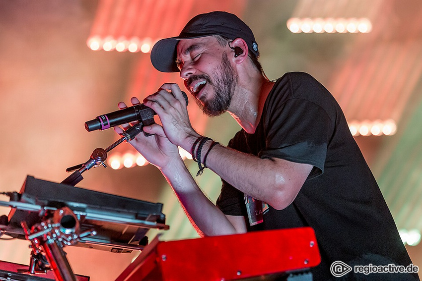 Mike Shinoda (live in Offenbach 2018)