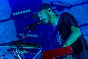Mike Shinoda: Fotos des Linkin Park-Rappers live in der Stadthalle Offenbach