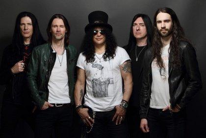 Rock 'n' Roll-Nimmersatt - Slash & Myles Kennedy kommen 2019 mit neuem Album nach Deutschland