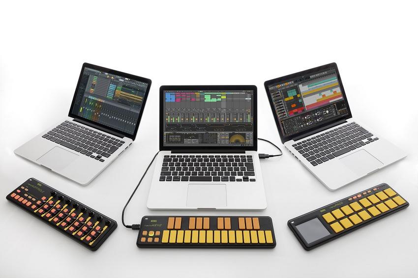 KORG präsentiert die beliebten nano2 Controller in zwei limitierten Farbvarianten!