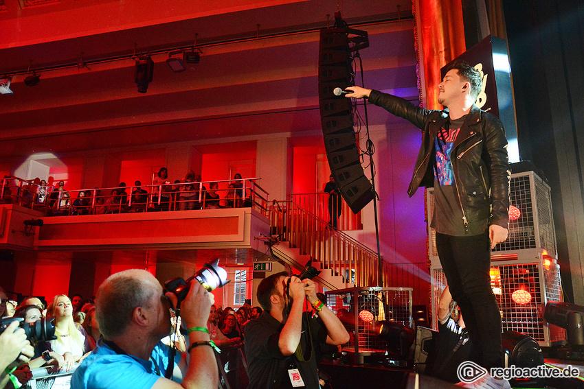 Nico Santos (live beim SWR3 New Pop Festival, 2018)