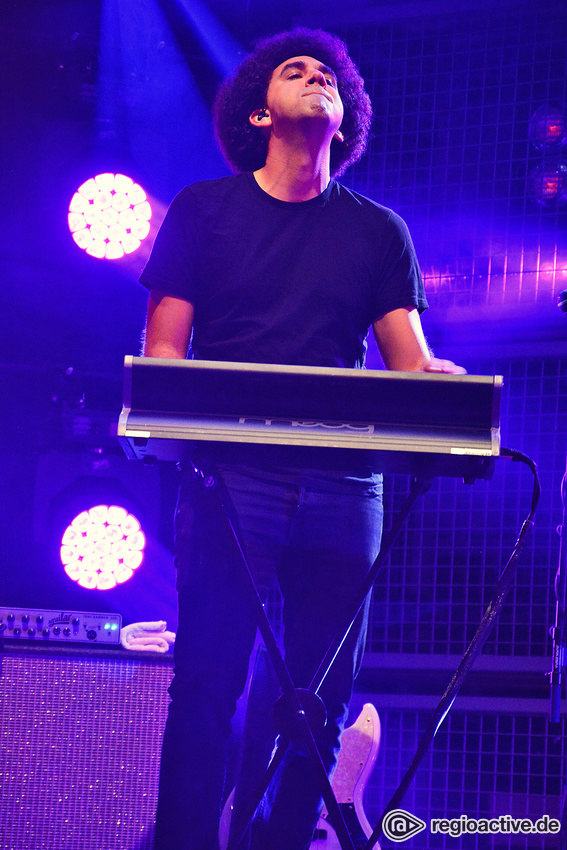 Tom Walker (live beim SWR3 New Pop Festival, 2018)