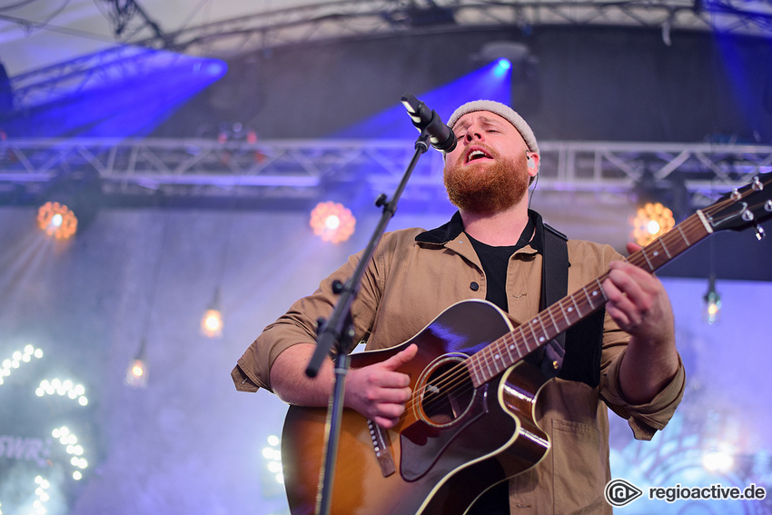 Tom Walker (live beim SWR3 New Pop Festival, 2018)
