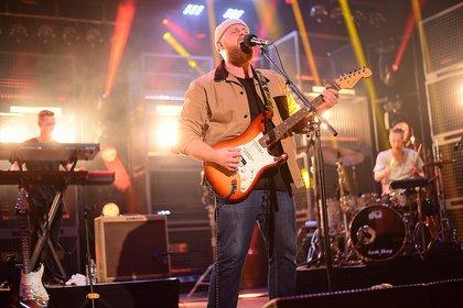 Das Licht angelassen - Leidenschaftlich: Bilder von Tom Walker live beim SWR3 New Pop Festival 2018