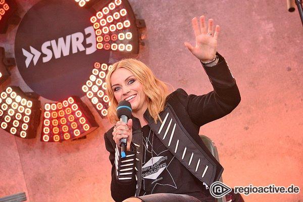 Britische Powerstimme - Offenherzig: Fotos von Amy Macdonald beim SWR3 New Pop Festival 2018