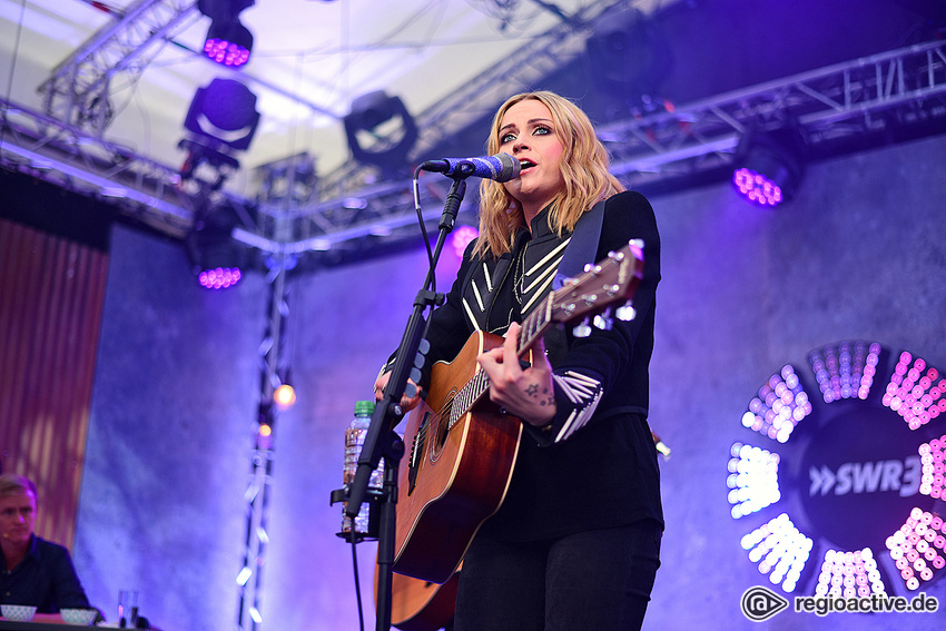 Amy Macdonald (live beim SWR3 New Pop Festival, 2018)