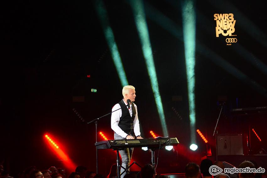 SWR3 - Das Special (live beim SWR3 New Pop Festival, 2018)