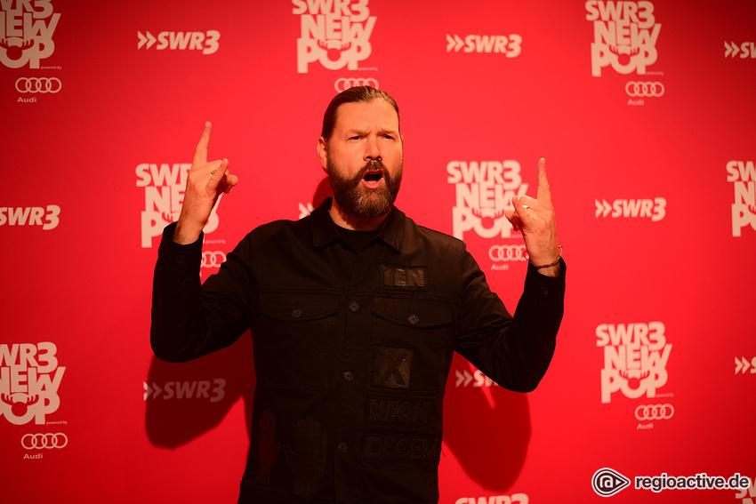Impressionen (live beim SWR3 New Pop Festival, 2018)