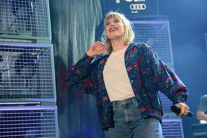 Charmant - Lea: Bilder der Chartstürmerin live beim SWR3 New Pop Festival 2018