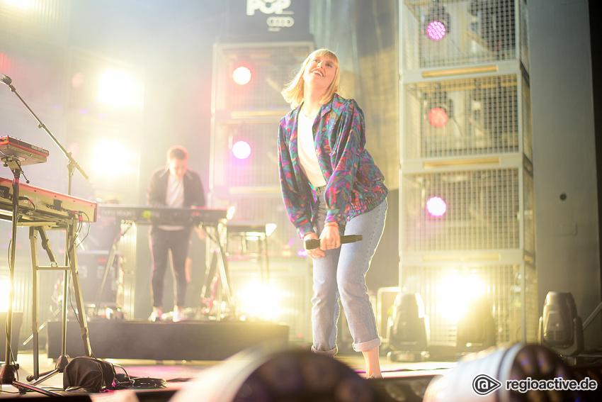 Lea (live beim SWR3 New Pop Festival, 2018)