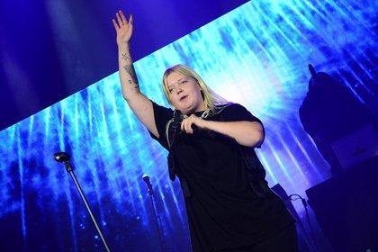 Rockige Seele - Mit Energie: Fotos von Alma live beim SWR3 New Pop Festival