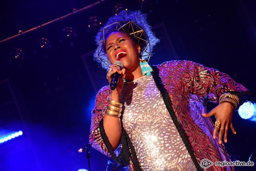Deva Mahal (live beim SWR3 New Pop Festival, 2018)