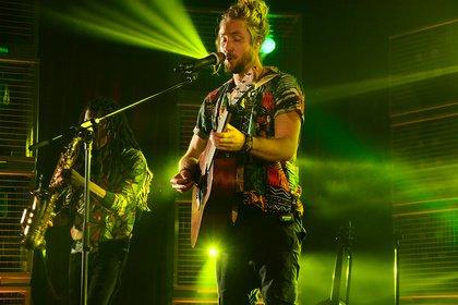 Hawaiihemd und Loopstation - Gelassen: Live-Bilder von Jeremy Loops beim SWR3 New Pop Festival 2018