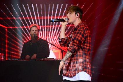 Ansturm - Mike Singer: Bilder des Teenie-Stars live beim SWR3 New Pop Festival 2018