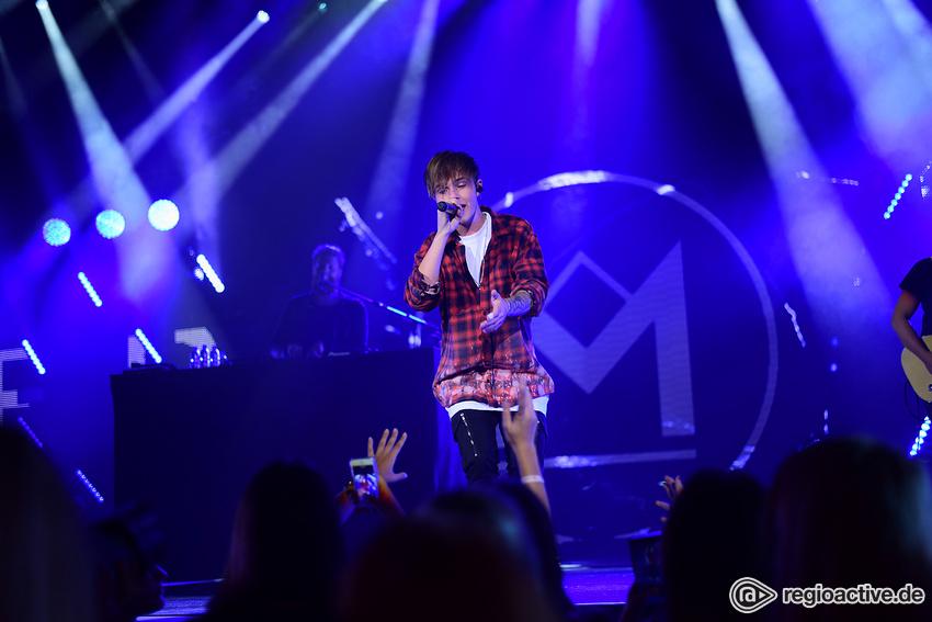 Mike Singer (live beim SWR3 New Pop Festival, 2018)