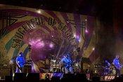 Live-Fotos von Nick Mason's Saucerful Of Secrets in der Liederhalle Stuttgart