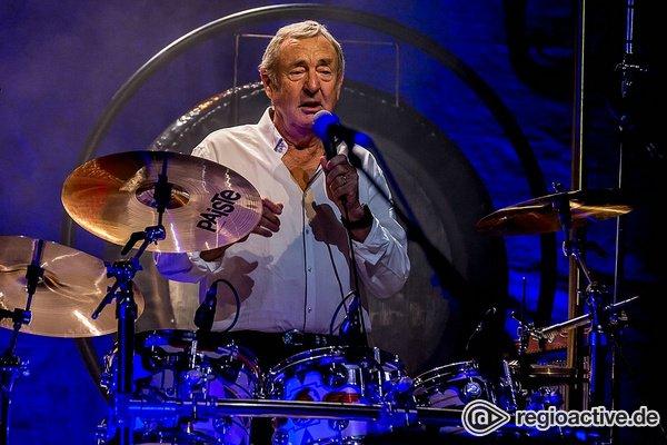 Der Herzschlag von Pink Floyd - Live-Fotos von Nick Mason's Saucerful Of Secrets in der Liederhalle Stuttgart