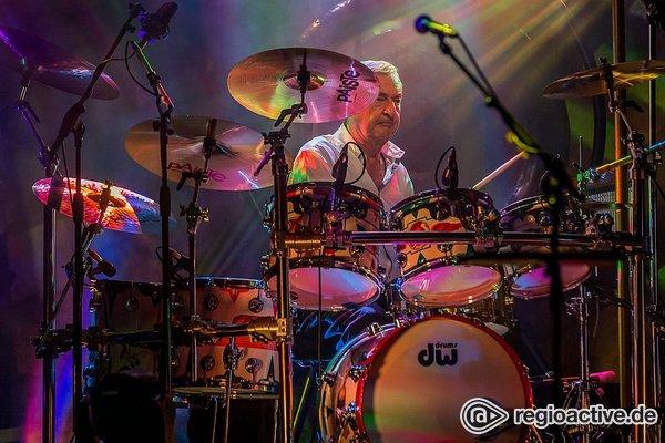 Rückbesinnung - Night of the Prog 2019 mit Nick Mason von Pink Floyd